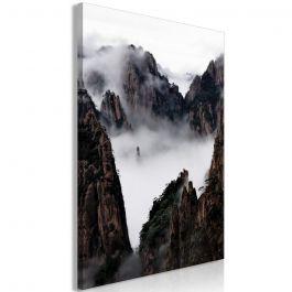 Πίνακας - Fog Over Huang Shan (1 Part) Vertical