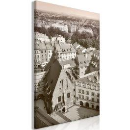 Πίνακας - Cracow: Old City (1 Part) Vertical