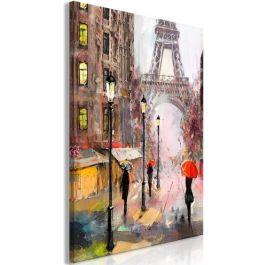 Πίνακας - Rainy Afternoon (1 Part) Vertical