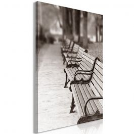 Πίνακας - Park Benches (1 Part) Vertical