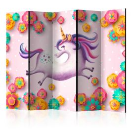 Διαχωριστικό με 5 τμήματα - Lithe Unicorn II [Room Dividers]
