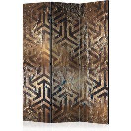Διαχωριστικό με 3 τμήματα - Labyrinth of the Minotaur [Room Dividers]