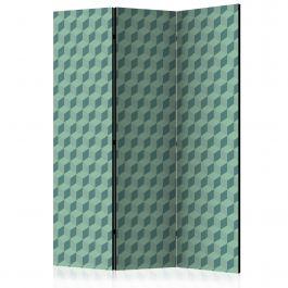 Διαχωριστικό με 3 τμήματα - Monochromatic cubes [Room Dividers]