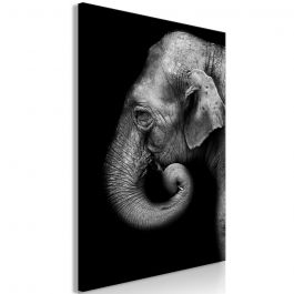 Πίνακας - Portrait of Elephant (1 Part) Vertical