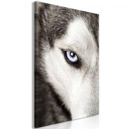 Πίνακας - Dog's Look (1 Part) Vertical