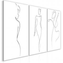 Πίνακας - Silhouettes (Collection)