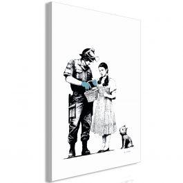 Πίνακας - Dorothy and Policeman (1 Part) Vertical