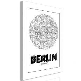 Πίνακας - Retro Berlin (1 Part) Vertical