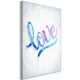 Πίνακας - Love (1 Part) Vertical