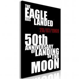 Πίνακας - Moon Landing (1 Part) Vertical