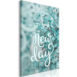Πίνακας - It's a New Day (1 Part) Vertical