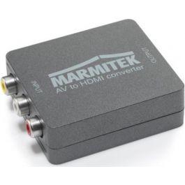 Μετατροπέας HDMI Marmitek Connect AH31 - RCA/SCART σε HDMI