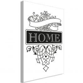 Πίνακας - Home (1 Part) Vertical