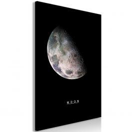 Πίνακας - Moon (1 Part) Vertical