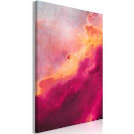 Πίνακας - Pink Nebula (1 Part) Vertical