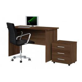 Γραφείο επαγγελματικό Νο10, με συρταριέρα