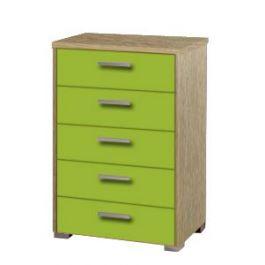Συρταριέρα παιδική στενή ΝοΓ5