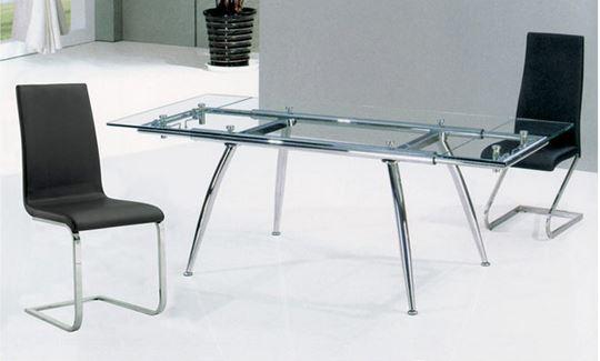 Τραπέζι Sotris 125-Diafano