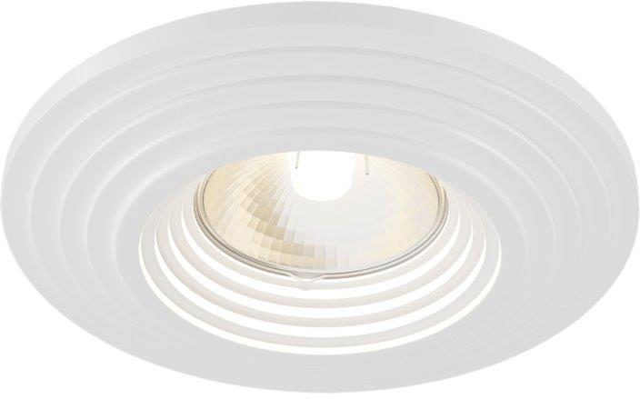 Χωνευτό σποτ οροφής Maytoni Gyps Modern round 12