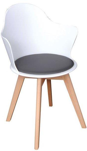 Καρέκλα Magna Wood (Μήκος: 55 Βάθος: 53 Ύψος: 86)