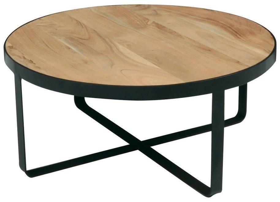 Τραπέζι Nelo (Μήκος: 80 Βάθος: 80 Ύψος: 35)