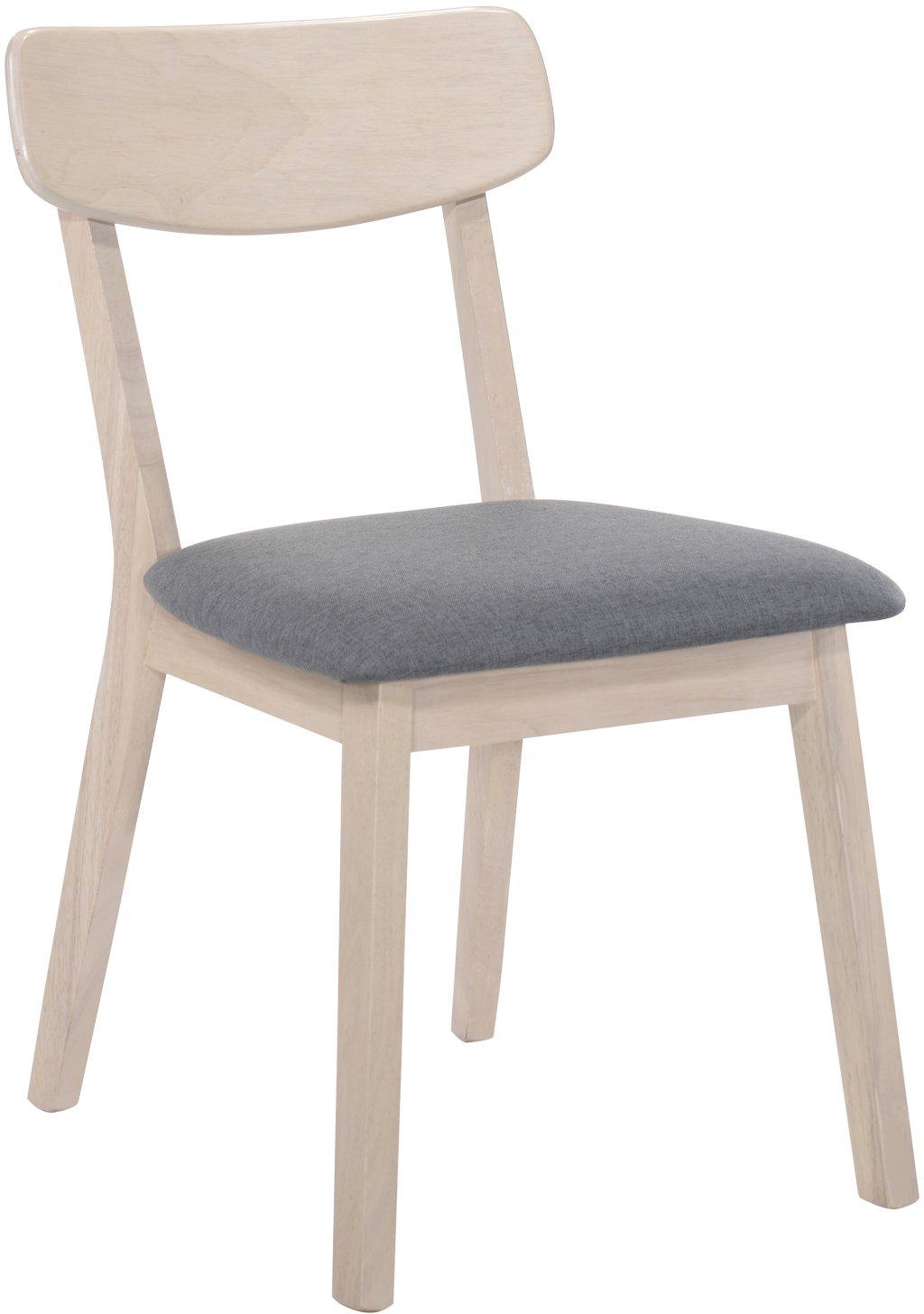 Καρέκλα Valcan-Δρυς – Γκρι