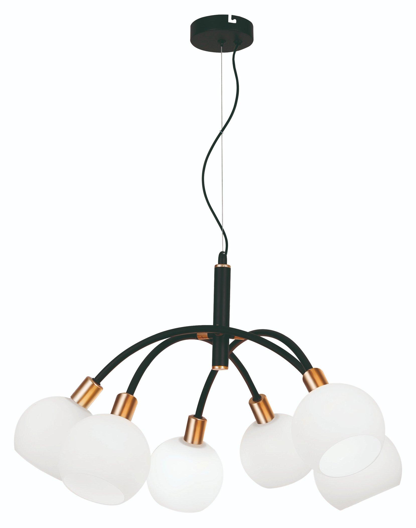Φωτιστικό οροφής Viokef Elisa 6φωτο
