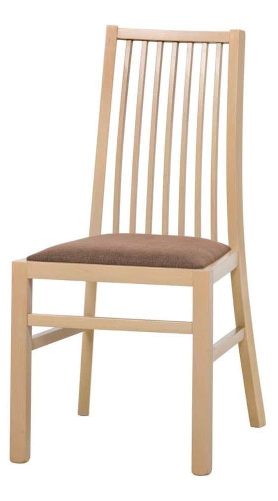 Καρέκλα Etna-Φυσικό – Καφέ