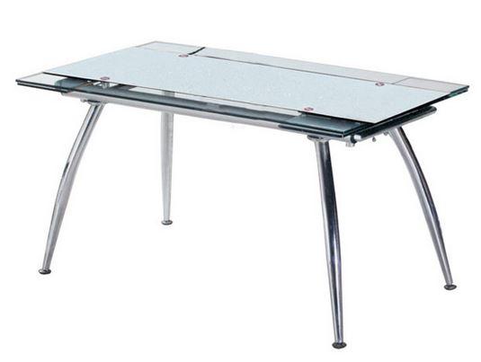 Τραπέζι Sotris 125-Λευκό