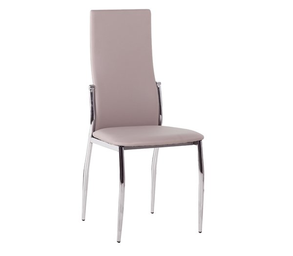 Καρέκλα Fresh KD-Μόκα