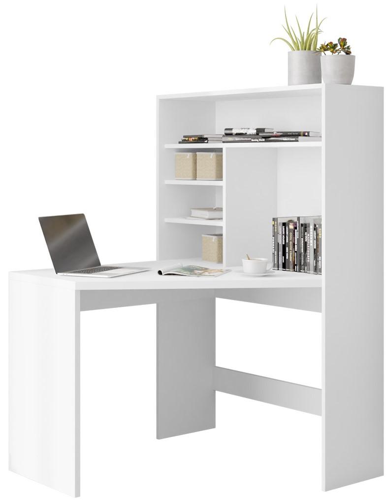 Γραφείο με βιβλιοθήκη Zayden