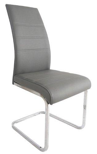 Καρέκλα Giorgia-Γκρι