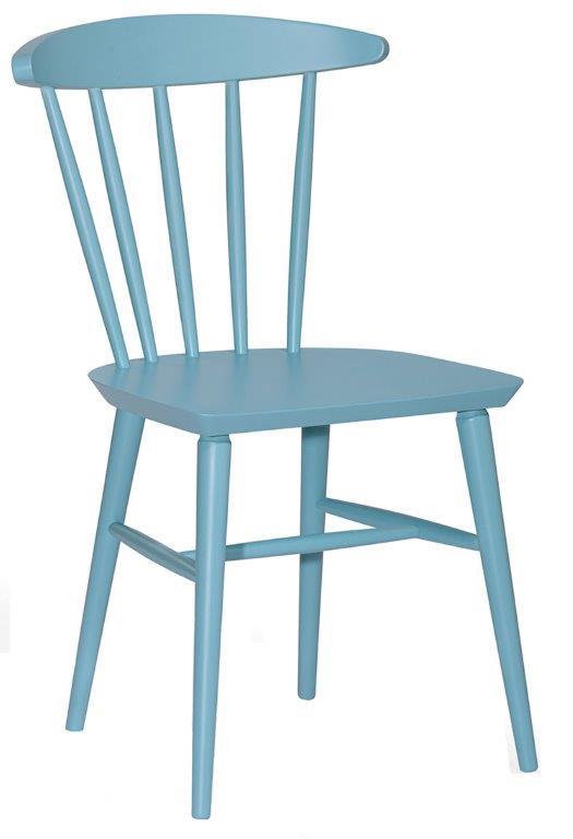 Καρέκλα Savil-Μπλε