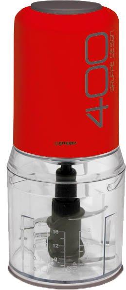 Πολυκόφτης GRUPPE PDH400-Κόκκινο