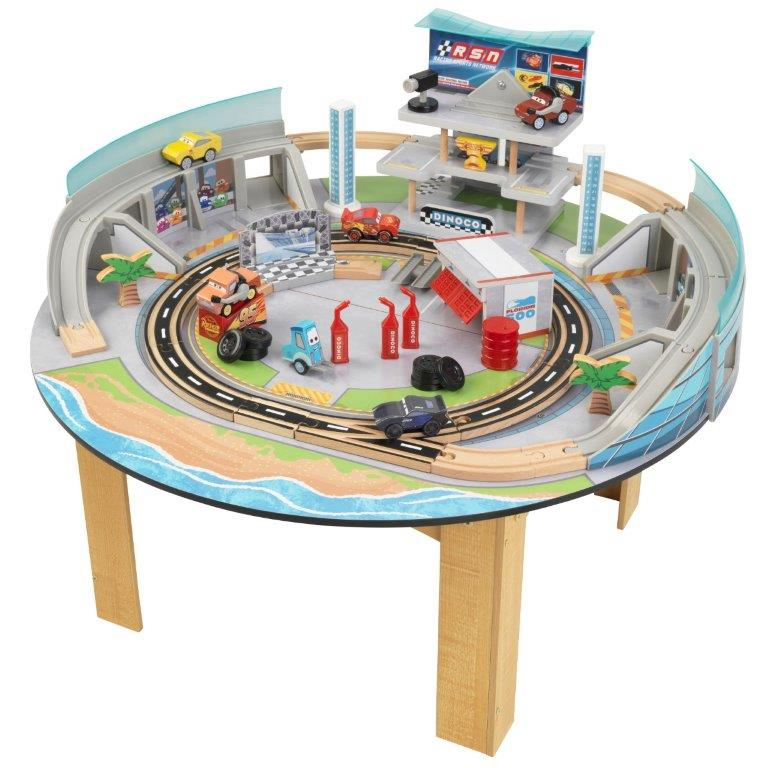 Kidkraft Disney Pixar Cars 3 Florida Racetrack (Μήκος: 80 Βάθος: 80 Ύψος: 10,4)