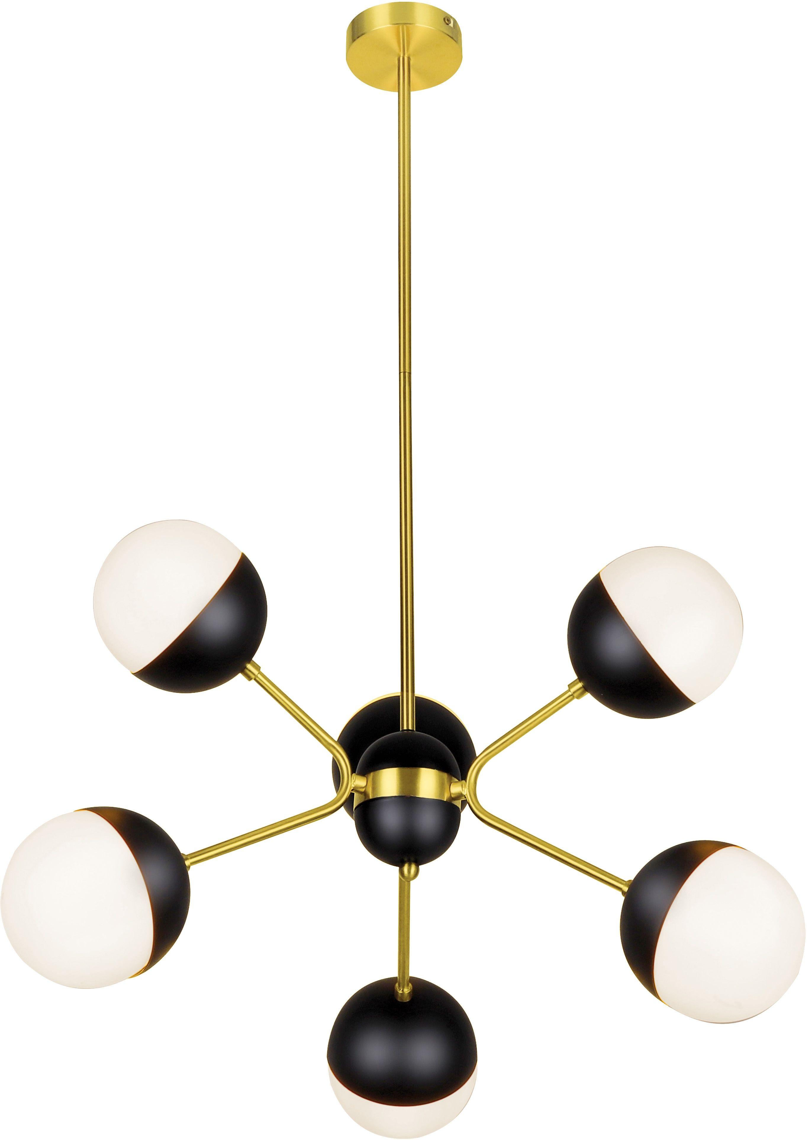 Φωτιστικό οροφής Viokef Orbit 6φωτο