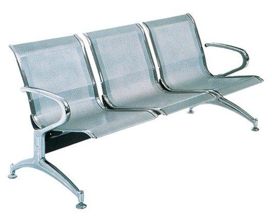 Καναπές αναμονής τριθέσιος