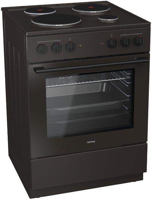 Κουζίνα Körting 729332 ΕΜΑΓΙΕ KE6141BRM