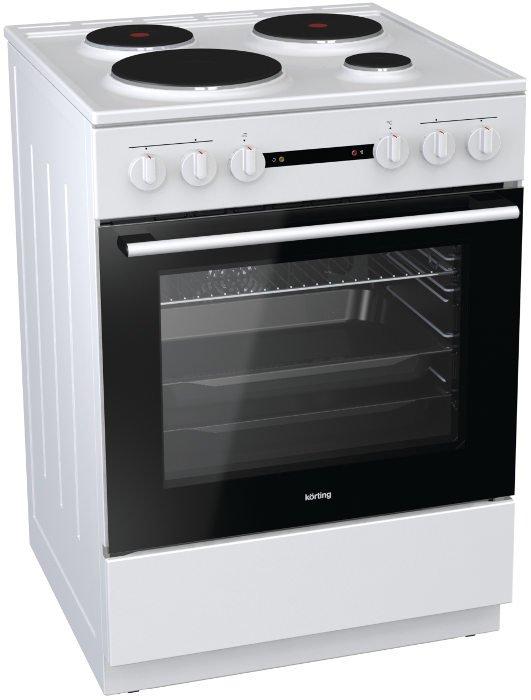 Κουζίνα Körting 729332 Εμαγιέ KE6141WM