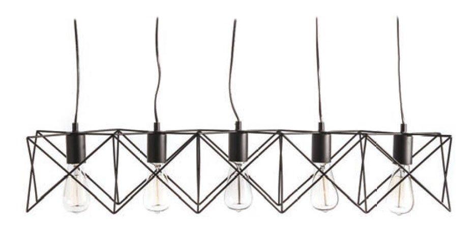 Φωτιστικό Grid 5Φωτο