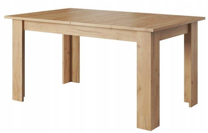 Τραπέζι Sherio επεκτεινόμενο (Μήκος: 152,4 Βάθος: 90 Ύψος: 76)