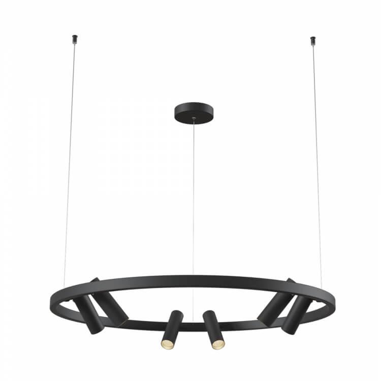 Φωτιστικό οροφής Maytoni Satellite Μαύρο