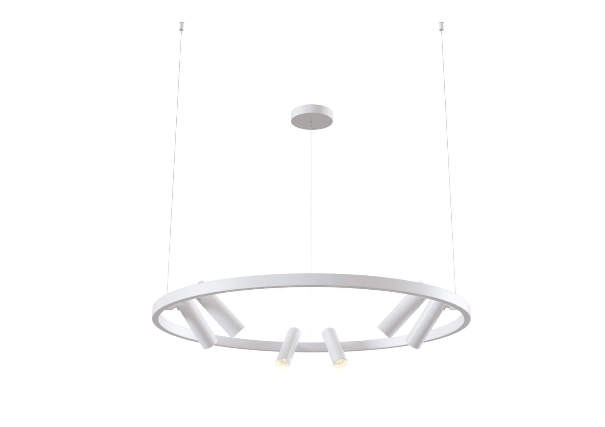 Φωτιστικό οροφής Maytoni Satellite Λευκό
