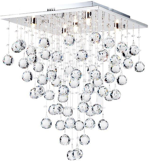 Φωτιστικό οροφής Maytoni Swirl 5φωτο