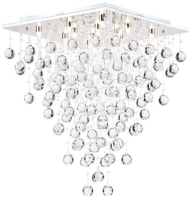 Φωτιστικό οροφής Maytoni Swirl 12φωτο