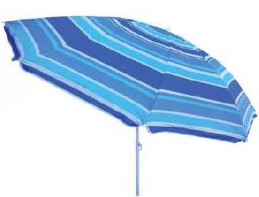 Ομπρέλα θαλάσσης Ø 200 εκ.