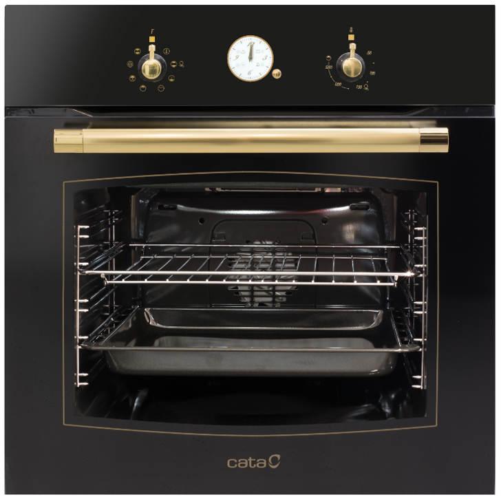 Φούρνος MRA 7008-Μαύρο