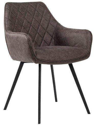 Καρέκλα Nicko-Γκρι σπέσιαλ