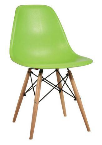 Καρέκλα Loft-Πράσινο