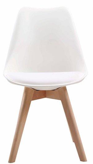 Καρέκλα Fiona-Λευκό